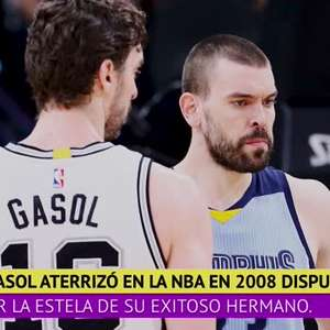 La saga Gasol vuelve a LA