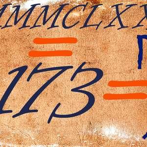 Os engenhosos números usados por séculos na Europa e que ...