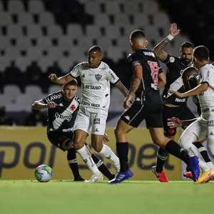 Vasco joga bem, vence o Atlético-MG e deixa a zona de ...