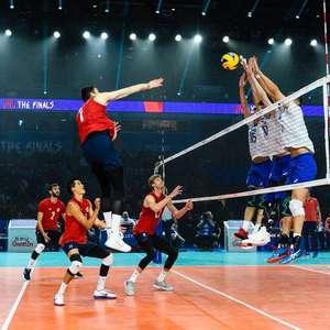 FIVB anuncia que Liga das Nações de vôlei será realizada ...