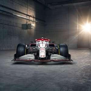 Alfa Romeo confiante nas mudanças em sua asa dianteira