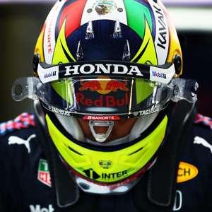 """Horner está satisfeito com início de Perez: """"Está se ..."""