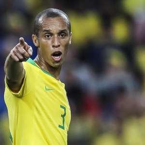 Coritiba diz que Miranda está acertado com o São Paulo