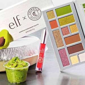 Rede dos EUA lança linha de maquiagem com cores de comida