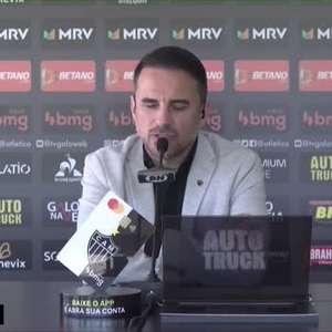 ATLÉTICO-MG: Virá um zagueiro? Rodrigo Caetano fala ...