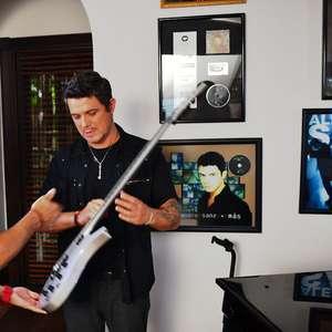 Terra visita casa de Alejandro Sanz em Miami; veja fotos