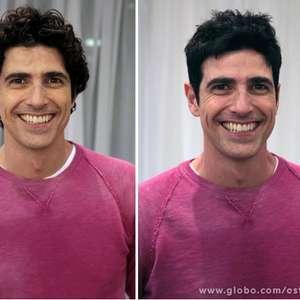"Após fim de novela, Gianecchini muda visual: ""cortar ..."