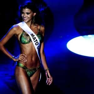 Veja fotos exclusivas da Miss Brasil 2013, Jakelyne Oliveira