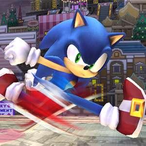 Sonic é confirmado para o novo 'Super Smash Bros.'