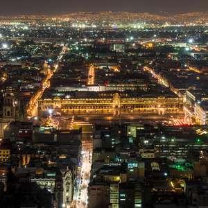 México: arranha-céus e castelo têm vistas mágicas da capital