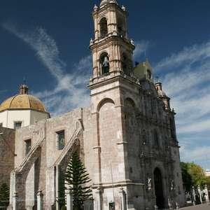 Igreja de Aguascalientes levou um século para ser construída