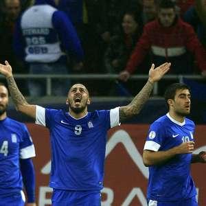 Recuada, Grécia empata com Romênia e se classifica para ...