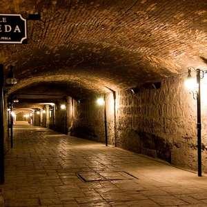Canal esquecido revela mundo subterrâneo de Torreón