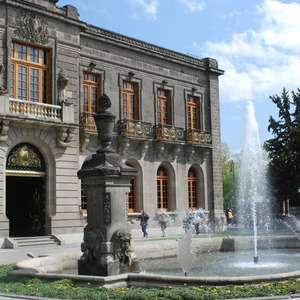 Cidade do México tem o único castelo real das Américas