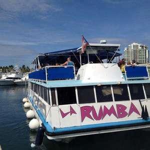 San Juan tem discoteca flutuante em pleno Caribe