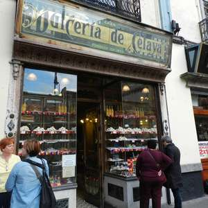 Doceria centenária serve quitutes tradicionais do México