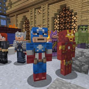 Armaduras dos 'Vingadores' chegam ao 'Minecraft' para ...