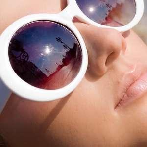 Cor de lente e tamanho não interferem na proteção dos óculos