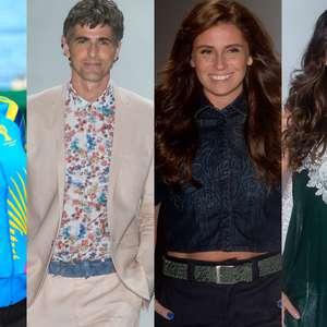 Fashion Rio: 3º dia traz Fernanda Lima e trio de 'Em ...