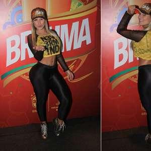 Andressa Urach quase mostra demais; veja looks