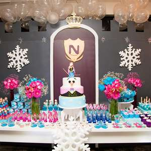 Circo e Frozen: veja temas mais procurados em festas ...
