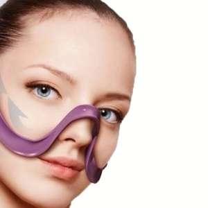 Sutiã para o rosto promete combater flacidez e até rugas