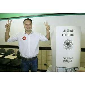 Renan Filho é eleito governador de Alagoas no 1° turno
