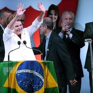 Soberana no Norte-Nordeste, Dilma tem vitórias em MG e RJ