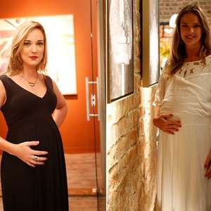 'Império': Amanda e Érika surgem grávidas no último capítulo