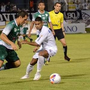Artilheiro, Kayke comemora estreia com pé direito na Copa RN