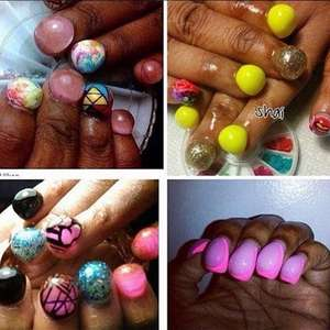 Você pintaria suas unhas assim? Veja 7 nail arts estranhas