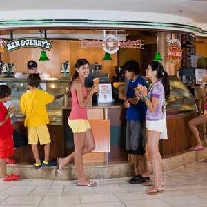 Delícias geladas, os sorvetes são sucesso em cruzeiros