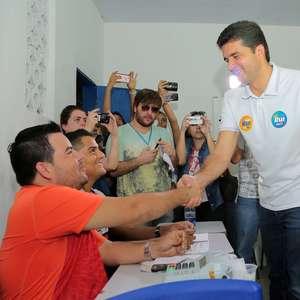 Rui Palmeira e Cícero Almeida vão para 2º turno em Maceió