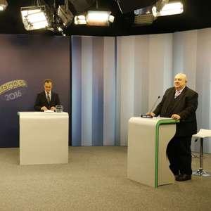 Curitiba: Ney e Greca discutem propostas em último debate