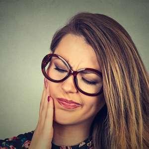 Distúrbios da ATM podem causar dor facial em muitas pessoas