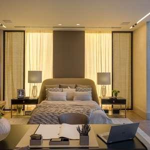 Roupas de cama são opções acessíveis para decorar seu quarto