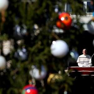 Na véspera de Natal, Papa reza por pessoas sequestradas