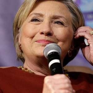 Hillary Clinton surpreende com paródia de 'Fogo e Fúria'