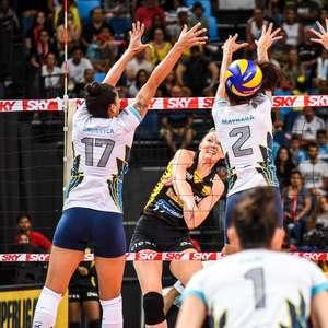 Superior em casa, Rio vence Praia Clube no 1º jogo da final
