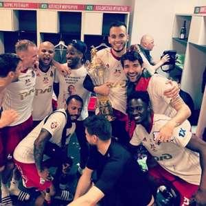 Lokomotiv derrota o Zenit e conquista o Campeonato Russo