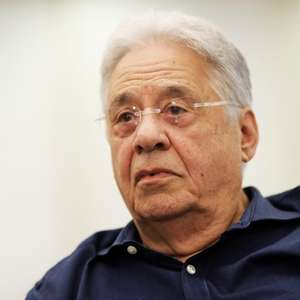 """""""Lula é o candidato dos sonhos do Bolsonaro"""", diz FHC"""