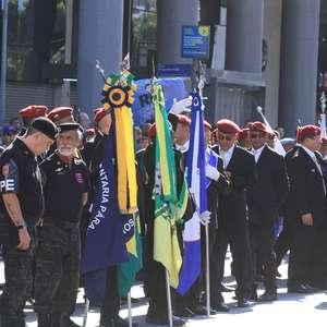Defesa cancela desfile de 7 de Setembro por causa da covid
