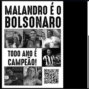 #Verificamos: Bolsonaro usou camisas de vários times