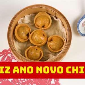 Feliz Ano Novo Chinês!!