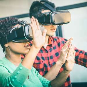 Óculos de realidade virtual prometem revolucionar dia a dia