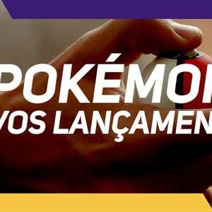 Nintendo anuncia dois novos jogos de Pokémon!