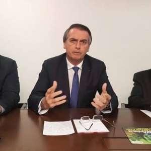 Ex-porta-voz da Presidência manda indiretas para Bolsonaro