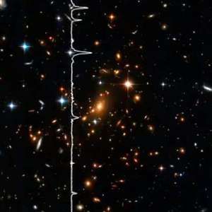 O som das galáxias: NASA converte foto do Hubble em áudio