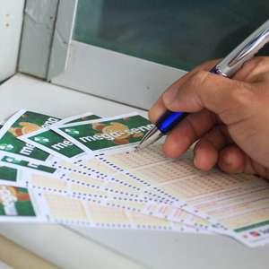 Mega-Sena: apostador leva sozinho prêmio de R$ 21 milhões