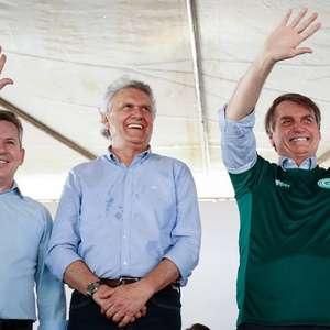 Reconhecimento de Bolsonaro é recado a políticos, diz Caiado